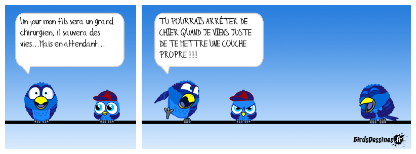 PARODIE DE PUB
