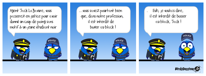 Agent La Bavure
