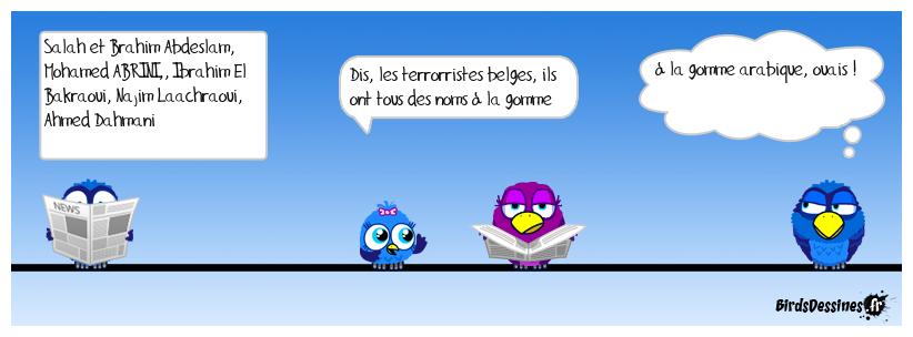 R.G. Belges  ou Hergé
