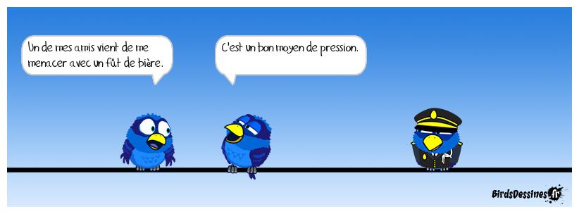 Demi-Pression