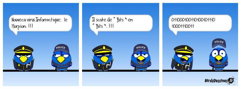 Danger informatique : !!!