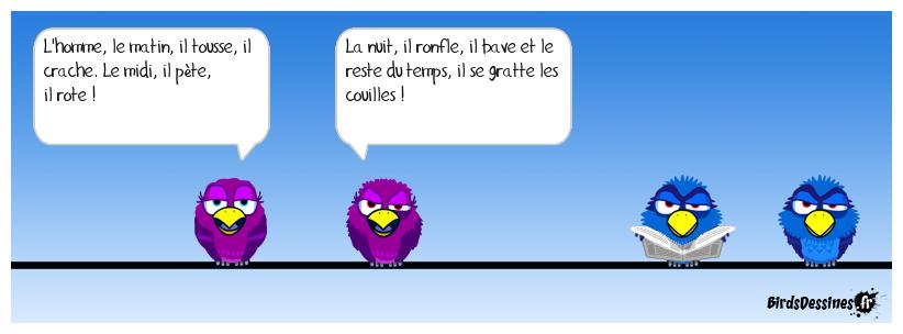 LA VÉRITÉ SUR L'HOMME