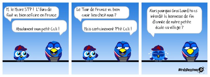 ♪ C'est trop'inzuste ! ♪