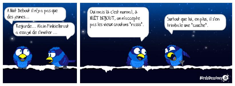 Nuit Debout...la suite...