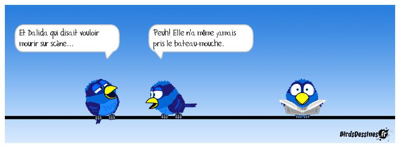 Mourir sur Seine...