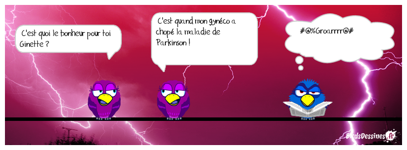 LE BONHEUR SELON GINETTE