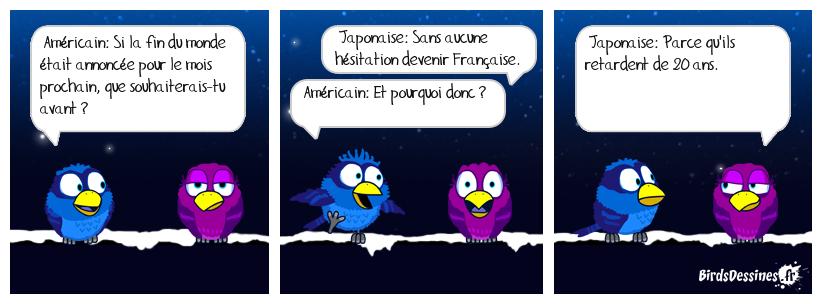 Blagues sur les Français
