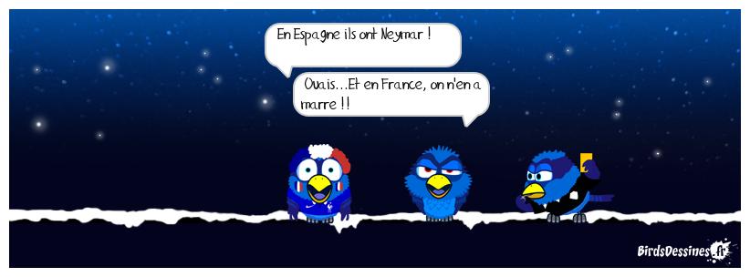 LA DIFFÉRENCE...ESPAGNE-FRANCE