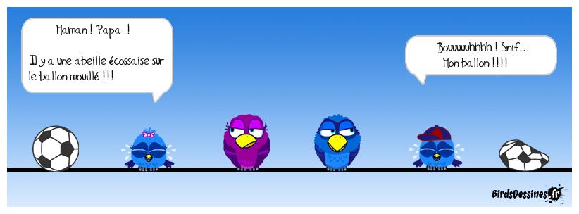 Poésie devinette d'un bird #13