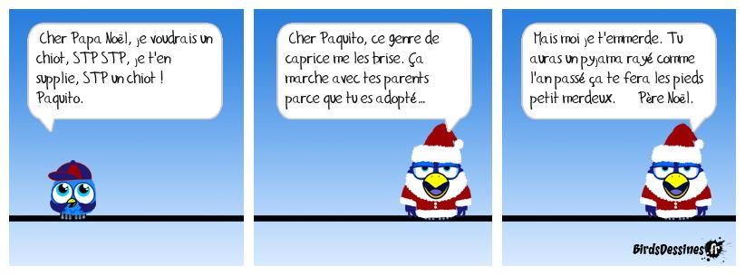Le Père Noël est une ordure #4