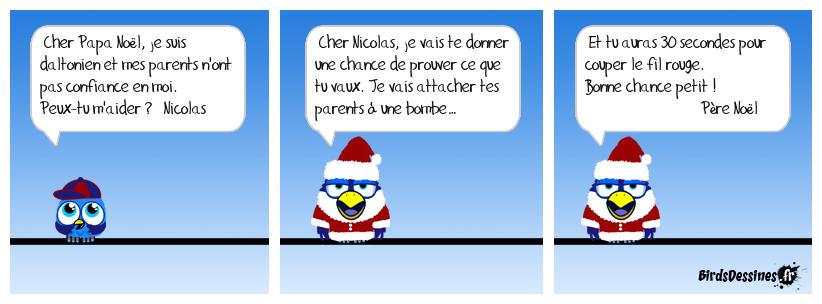 Le Père Noël est une ordure #7