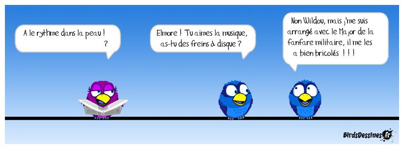 ♫ Le Verbi des Malins ♫ 164 ♫