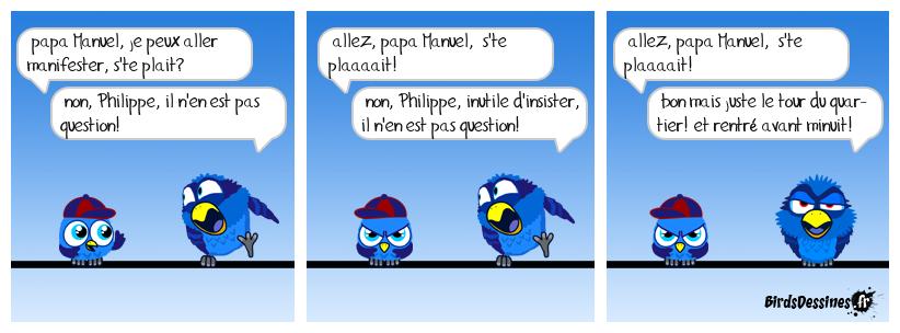 dialogue Valls-Martinez