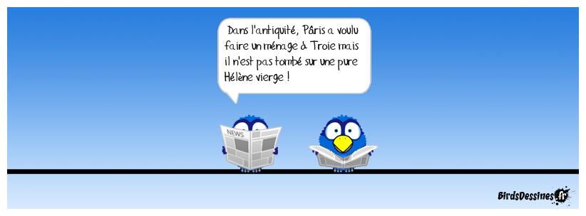 Attention ! BD culturelle ! ♚♛