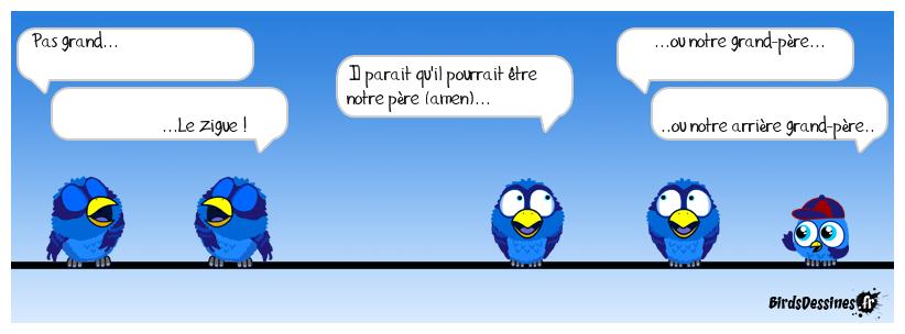 Poésie devinette d'un bird #31