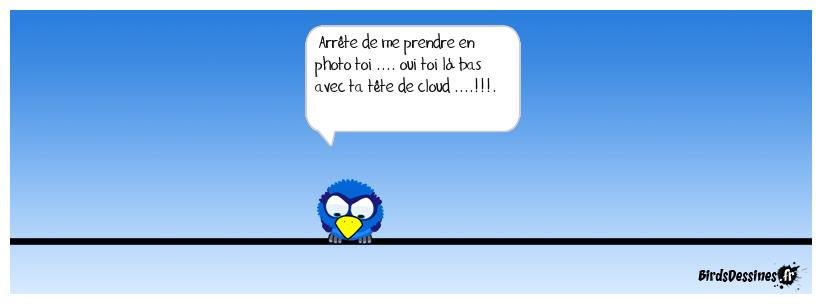 tête de cloud ...
