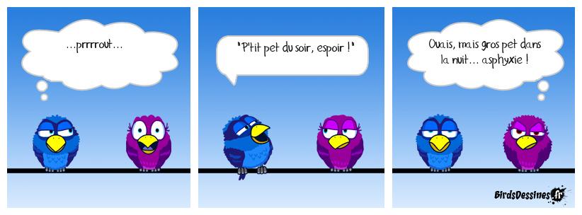 Humour - Ont va se coucher moins niaiseux ...
