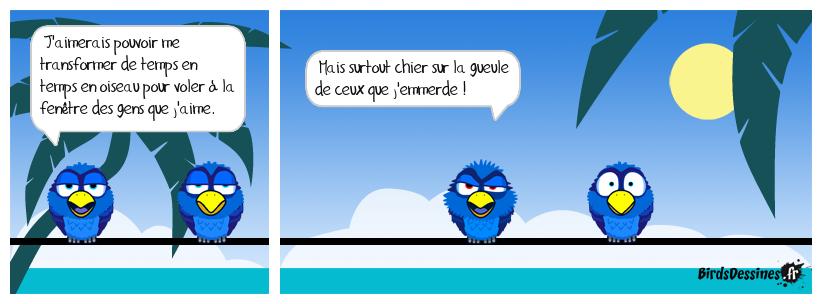 L'esprit d'un Bird c'est ...