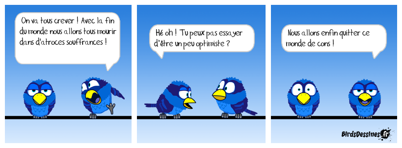 Fin du monde version birds