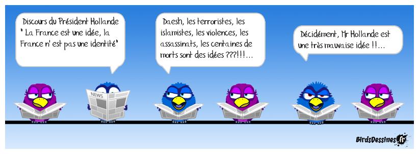 l' idée de la France...