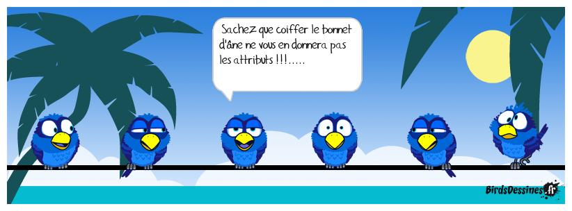 Avis aux cancres !!!