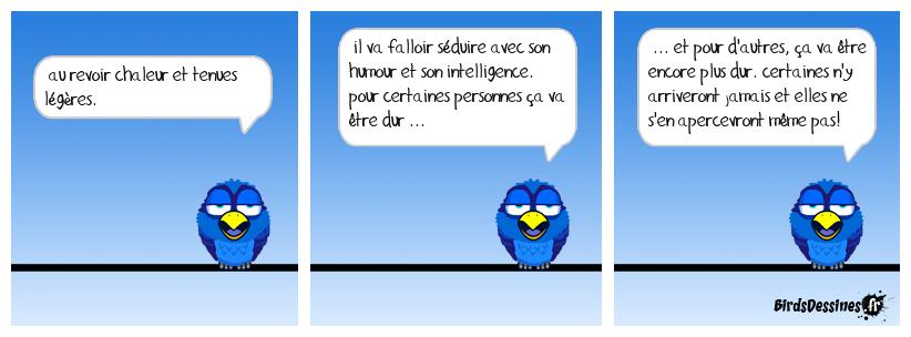 humour et intelligence où etes vous?