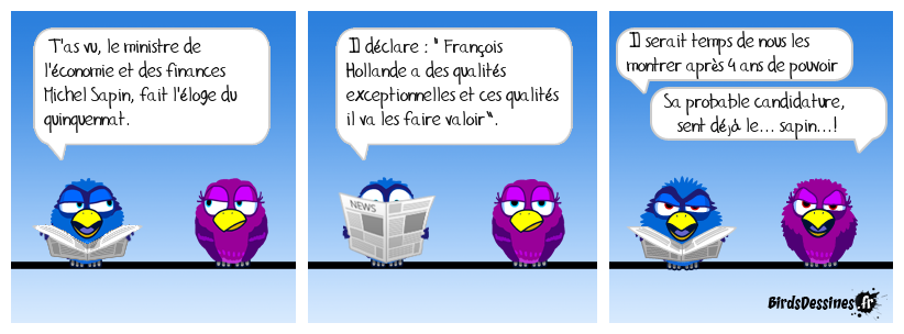 Hollande nous cacherait-il ses qualités depuis 4 ans ?