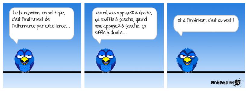 Bandonéon... ♫♪