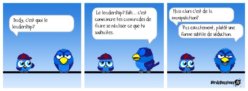 Définition du LEADERSHIP