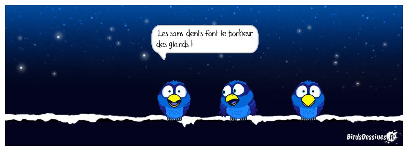 LA PENSÉE DU JOUR DE MISTER BLUES