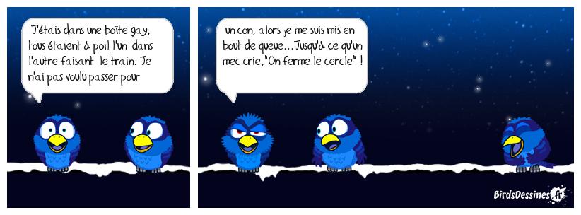 LA BOÎTE GAY