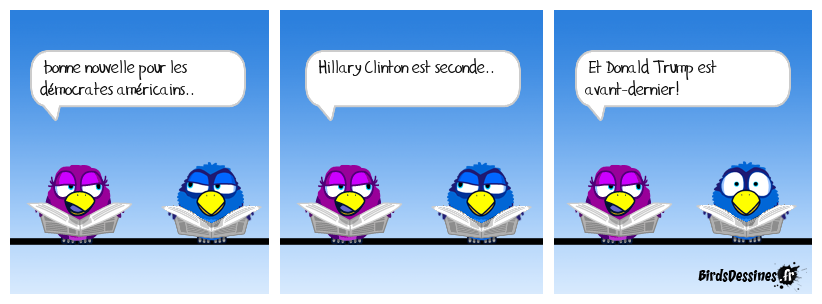 élection pour blonde