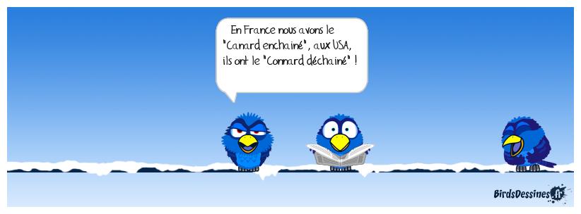 CANARD FRANÇAIS, C...