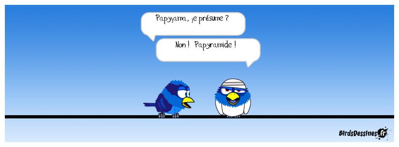 Nouveaux birds sur le site...