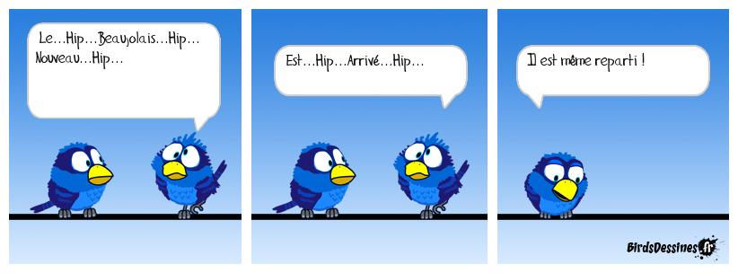 Hip, hip, hip !!!