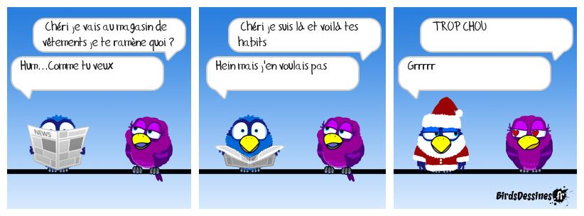 Oiseau & Habit