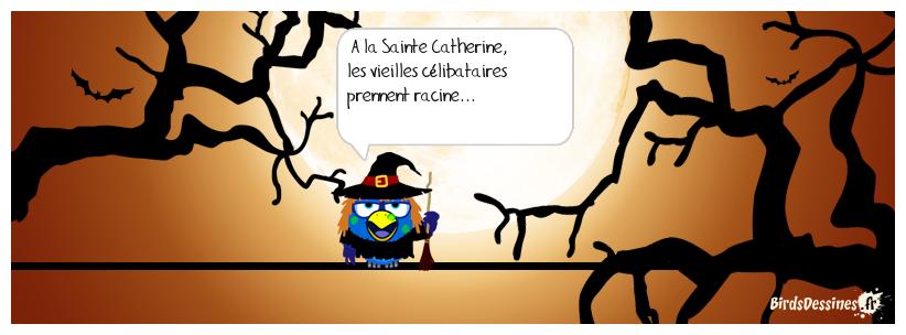 Vive les Catherinettes