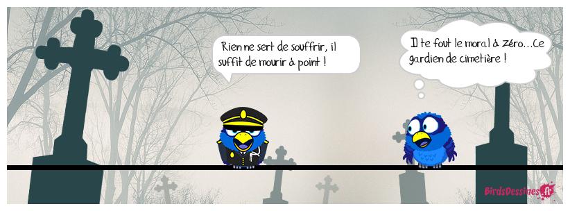 LE DICTON A LA CON DE MISTER BLUES