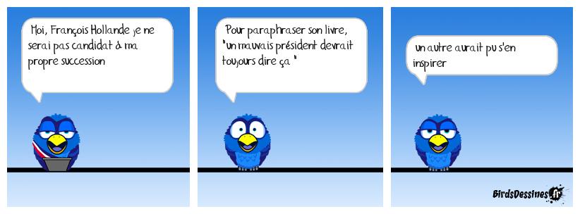 un président ...