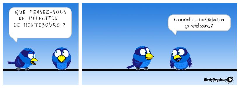 Partagez vos birds dessin s - Curieux comme un pot de chambre ...