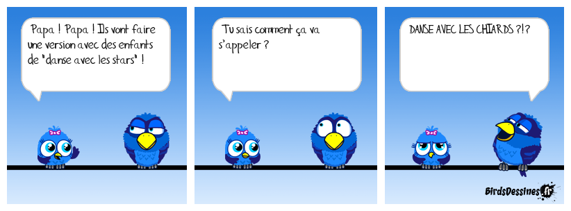 BIENTÔT A LA TÉLÉ !