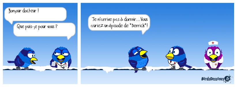 BESOIN DE DORMIR