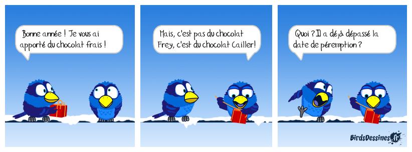 Charlie et les chocolateries