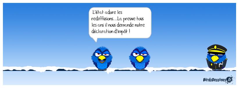 TROP DE REDIFFUSIONS