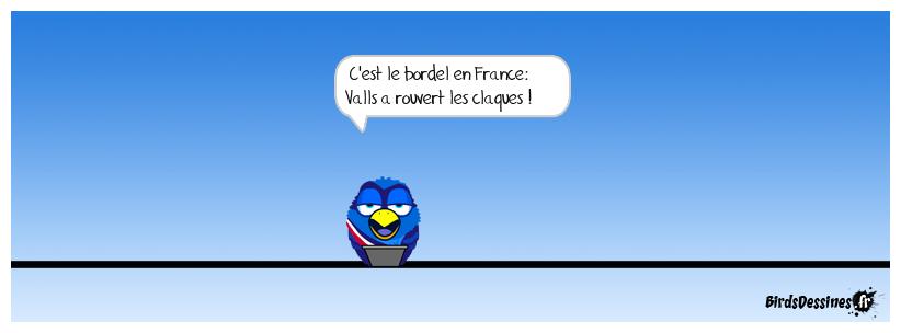 Alphonse Boudard président !