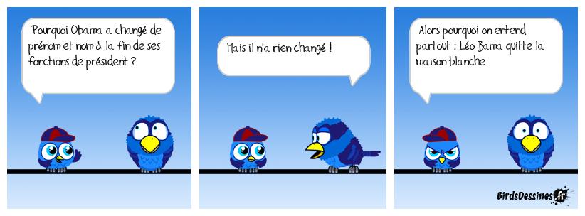 le changement ... ben c'est pas maintenant
