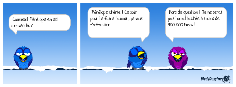 L'ATTACHÉE