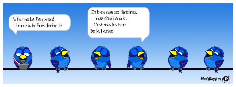 ♫♪♫♪ Nouvelle chorale à l'Elysée ....