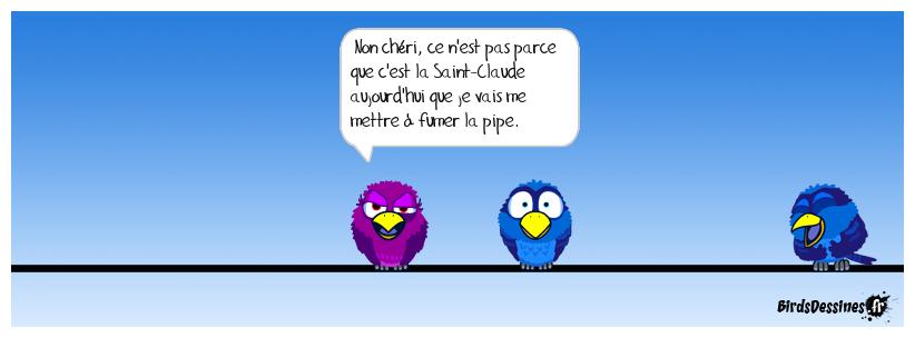 Saint-Claude non fumeur