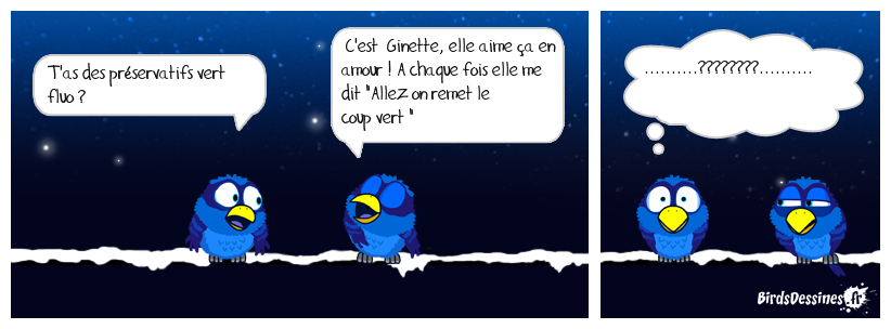 SACRÉE GINETTE